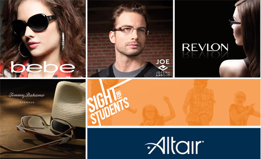 altair eyewear available at professional eyecare associates